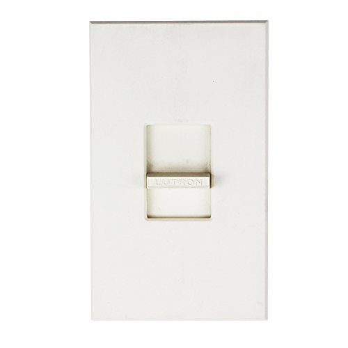 600va Magnetic Low Voltage Dimmer (Lutron Nova Nlv-603-Wh Instant Take Command 3-Way Incandescent Magnetic Low Voltage Dimmer, 600Va Wh)