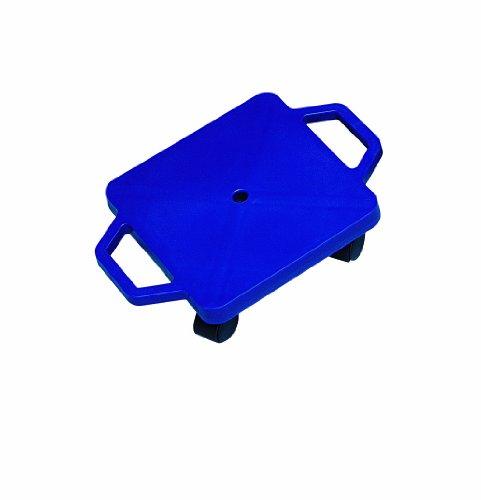 FlagHouse Plastic Safe Grip Scooter, Blue
