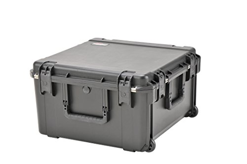 Water-tight Case 22 x 22 x 12 Inches with wheels (3I-2222-12BE) (Two Injection)