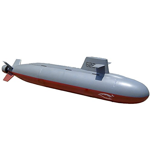 ARKMODEL 1/72 Dragon Shark II RC Attack Submarine Kit for sale  Delivered anywhere in USA