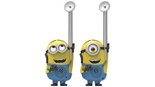 Minions Eye-Conic FRS 2 Way Radios (Minion Kids)