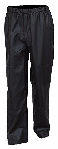 Helly Hansen Workwear Impertech II Waist Fishing and Rain Pant, Black, L