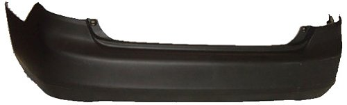OE Replacement Honda Accord Rear Bumper Cover (Partslink Number HO1100208)