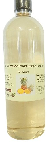 Pineapple Extract - Organic Compliant 128 oz by OliveNation by OliveNation (Image #1)