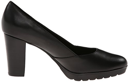 Zari Synthétique Black Bella Talons Vita Bella Leather Vita SBZIztq