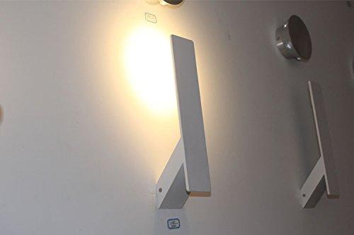 Sadasd led luce da parete parete parete camera da letto posto