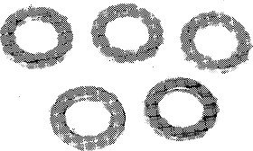 Image Unavailable. Image not available for. Color: Motorcraft YF1800A Clutch Shim Kit
