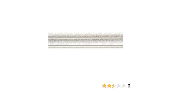 Snowfoller 3D Wall Panels,Self-Adhesive Three-Dimensional Wall Edging Strip Border Waterproof 7.55 Feet Wall Decor Home Decoration