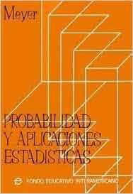 Probabilidad y Aplicaciones Estadisticas -: Paul L. Meyer