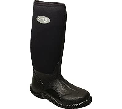 "Amazon.com | Superior Boot Co. Women's 14"" Neoprene Boots"