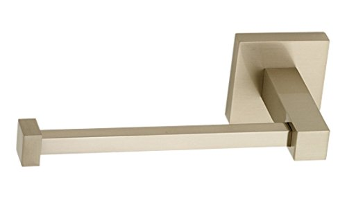 Alno A8461-SN Contemporary II Modern Tissue Holder, 6-7/8