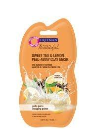 sweet tea lemon peel away