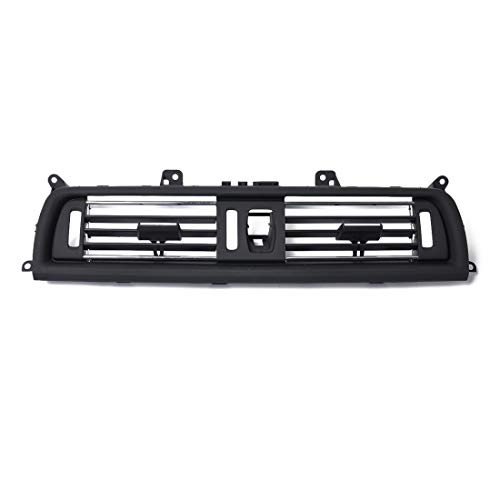 JNSG Car Plating Front Console Grill Dash AC Air Vent 64229166885 for BMW 5 Series