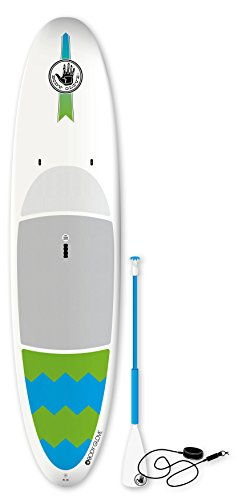 Body Glove Tough-Tec Sup Paddleboard Package with Paddle & L