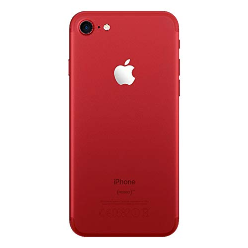Apple iPhone 7, 128GB, Red – For AT&T / T-Mobile (Renewed)