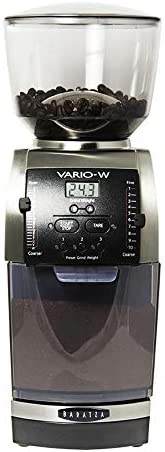 Baratza Vario-W Grind by Weight Flat Burr Coffee Grinder