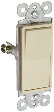 Morris Products 82100 Garbage Disposal Decorator Switch, Ivory,