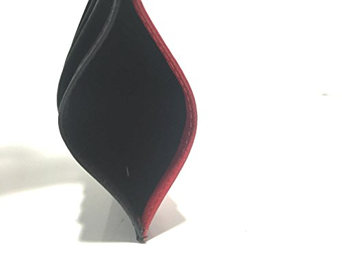 5dkk9205 K Portafogli colorblock RED A4 ZqCBHKC