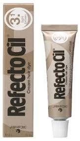 Refectocil Cream Hair Dye - Light Brown (.5 oz.)
