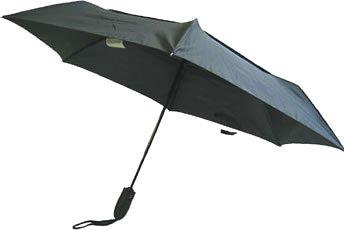 Price comparison product image SHED RAIN Windjammer Umbrella Black One Size