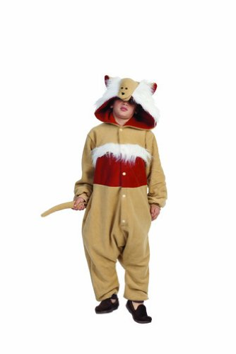 RG Costumes 'Funsies' Harley Hamster, Child Small/Size 4-6 -