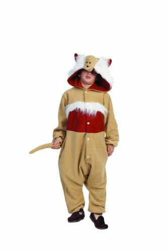 RG Costumes 40211 Funsies' Harley Hamster, Child Medium/Size 8-10 ()
