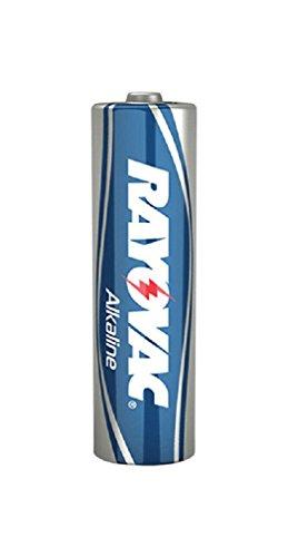 Rayovac Alkaline AA Batteries 500 pack Bulk (Rayovac Cordless Battery)
