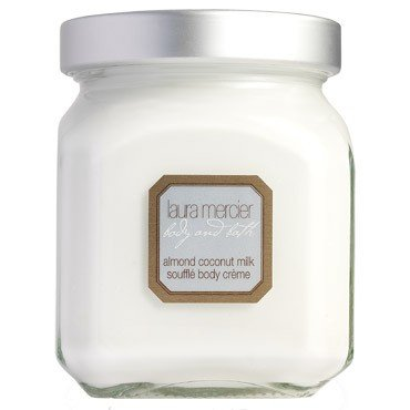 Laura Mercier Body and Bath - Almond Coconut Milk Souffle Body Crème, 12 oz by LAURA MERCIER