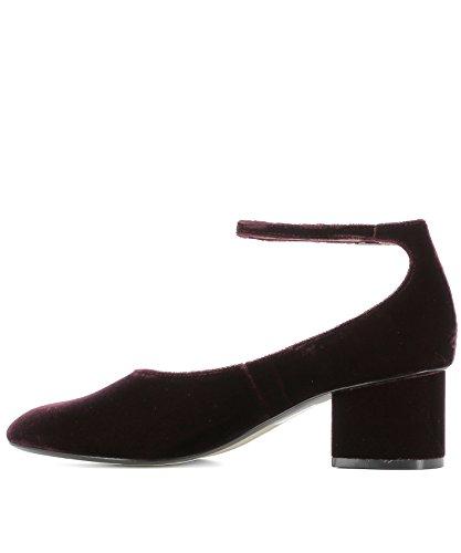 Talons Femme Nkairos2dpufb Morrison Sigerson À Bordeaux Velours Chaussures w4SgwqfWn