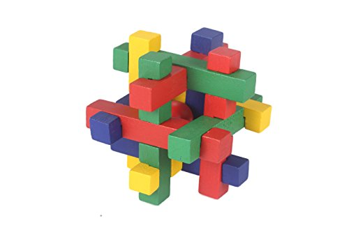 Top Assembly & Disentanglement Puzzles
