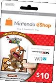 Photos with Mario AR Card - Goomba Version (Includes $10 for Nintendo eShop) from Nintendo