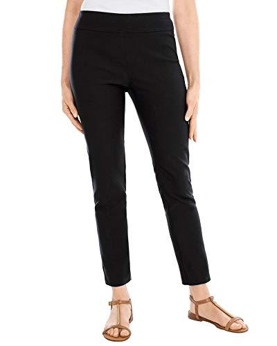 Chicos Velvet - Chico's Women's So Slimming Brigitte Ankle Pants Black