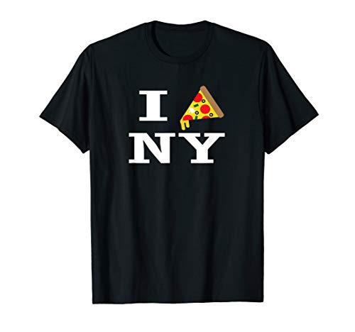 I Pizza NY - I love New York Pizza Funny T-Shirt