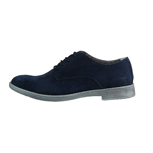 Men's Suede Navy Blue Shoes Volterra Shoe Derby Dude WxBeQdorC