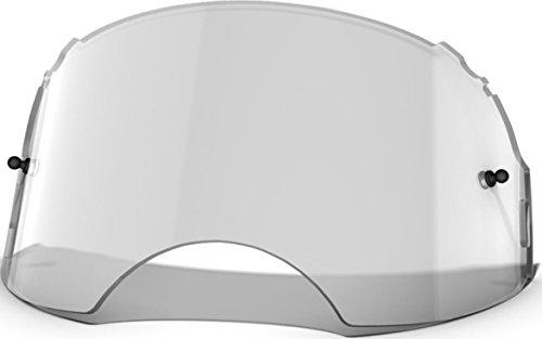 Oakley Airbrake MX Replacment Lenes-Clear by Oakley