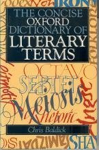 Download The Concise Oxford Dictionary Of Literary Terms By Chris