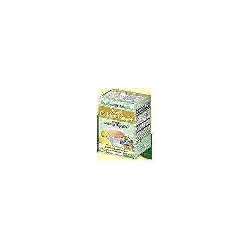 TRADITIONAL MEDICINALS TEA,OG1,GINGER W/ CHAMOML, 16 BAG by Traditional Medicinals
