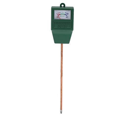 Fantasyworld Hydroponic Plant Soil Moisture Meter Analyzer Garden Plant Moisture Meter Measuring Tool for Indoor Outdoor Garden Factories Green