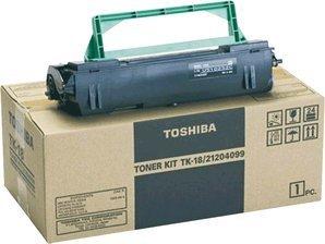 Toshiba TK-18 OEM Toner - DP80F DP85F Toner (6000 Yield) OEM