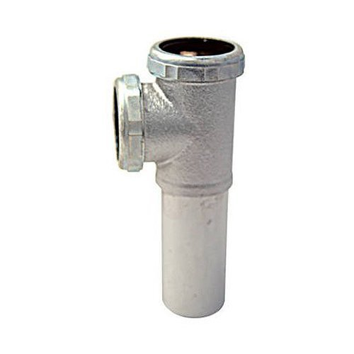Master Plumber 622-662 MP Drain End Out Tee, 1-1/2-Inch by Master Plumber (Tee Out End)