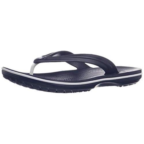 chollos oferta descuentos barato Crocs Crocband Flip Women Chanclas para Mujer Azul Navy 410 34 35 EU