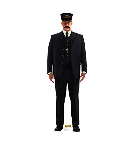 Conductor - The Polar Express - Advanced Graphics Life Size Cardboard Standup