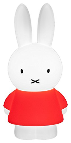 Miffy Orange Dimmable Night Lamp and Dual USB Night Light ...