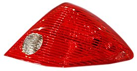 (TYC 11-6101-00 Pontiac G6 Passenger Side Replacement Tail Light Assembly)