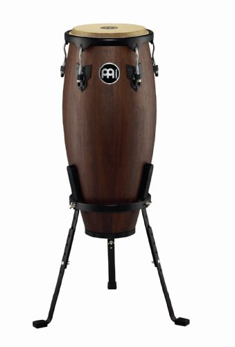 Meinl Percussion HC10VWB-M Headliner Designer Series 10-Inch Nino with Basket Stand, Vintage Wine Barrel, Matte