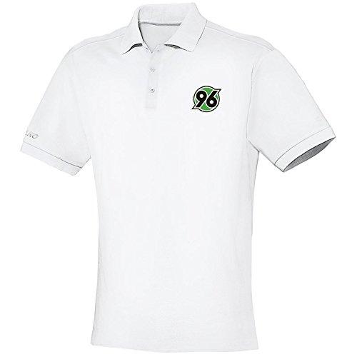 Jako hannover 96 team polo pour femme blanc (blanc)