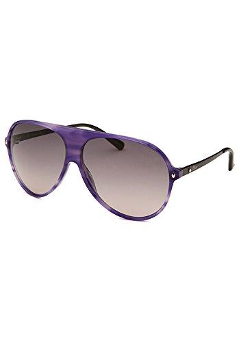 Christian Dior G53EU-62-11-135 Women's Les Marquises Aviator Light Purple - Womens Sunglasses 2012 Dior