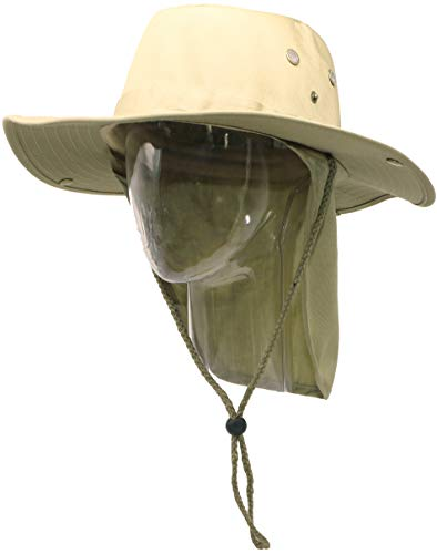 efdd5079d5fc5 RufnTop Bora Booney Sun Hat for Outdoor Hiking