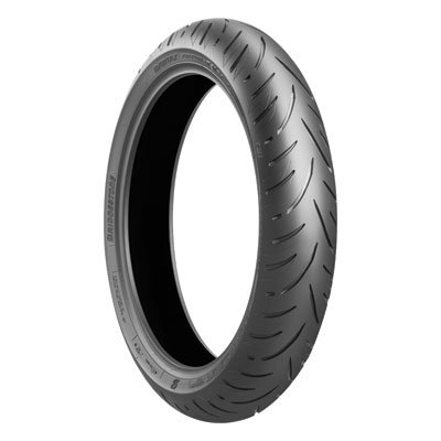 New 110/70ZR-17 (54W) Bridgestone Battlax Sport Touring T31 Front Motorcycle Tire for Honda CBR300R (ABS) 2015-2019 for sale