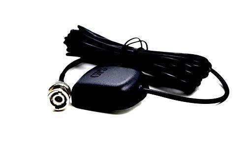 External GPS Antenna BNC Male for Street Pilot III, GPS V III+ Sounder GPS Map 178C 188 276C 298c 398c 498c iCOM 270ML etc. ()
